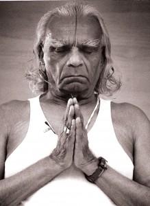 Guruji Iyengar, Founder of Iyengar Yoga